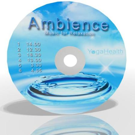 Ambience music for yoga and relaxation