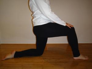 Psoas tightness release