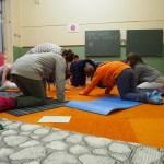 gioco yoga con i bambini