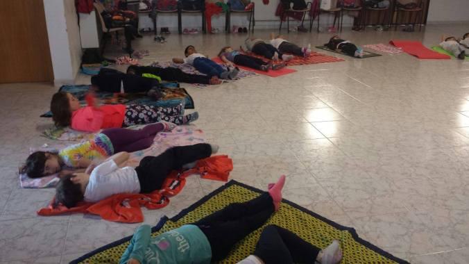 yoga educativo scuola primaria montorso