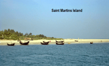 Saint Martins Island Cox's Bazar Bangladesh