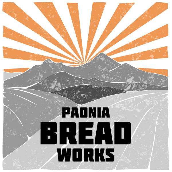 WPA Inspired Bread Logo