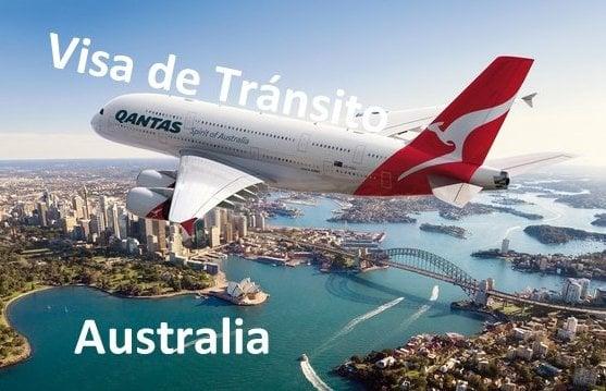 Visa de Tránsito para Australia