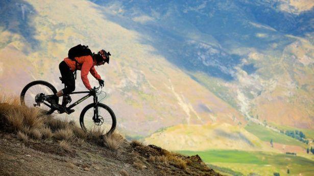 queenstown recorrido bicicleta