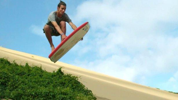 sandboard nueva zelanda