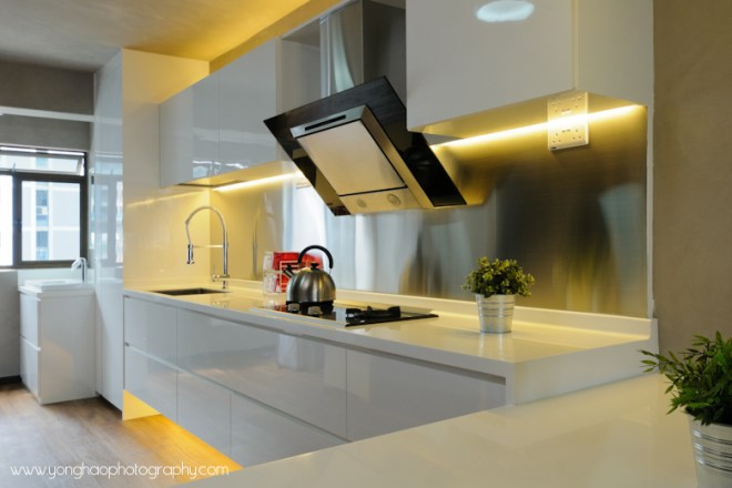 Kitchen by YongHao Photography