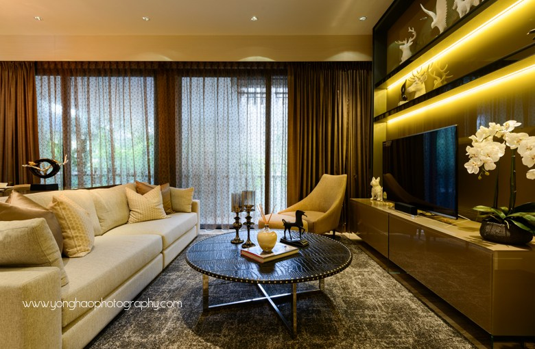 Interior Photography for AKDS: Goodwood Residences