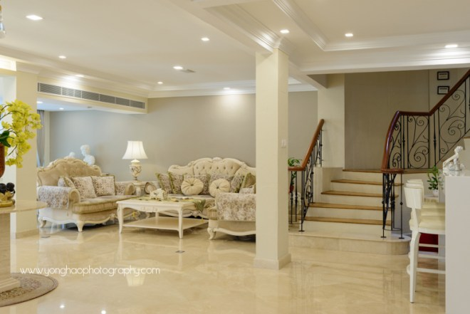 Modern Classic Home By Ej Square Yonghao Photography