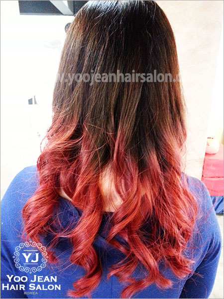 Hair Color  Yoo Jean39s Hair Salon  Korean Hair Salon In Kuala Lumpur M