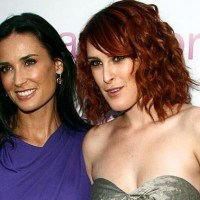 Demi Moore's Daughter Rumer Willis Terrified Her Mom Will Die Like Whitney Houston