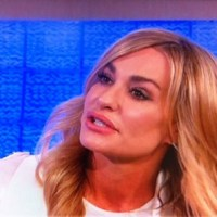 Taylor Armstrong: I Was Hanging Over A Toilet Bowl With A Broken Jaw