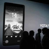 Russian double-sided smartphone has global ambitions