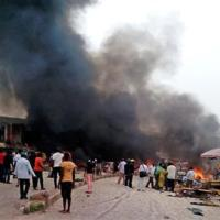 Nigeria: 2 bomb blasts in Nigeria kill at least 118