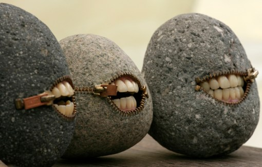 smiling-zippered-stones