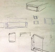 Sketch of the box