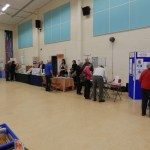 Manor Academy Stall holders.