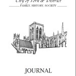 York & District Family History Society Journal, February 2016