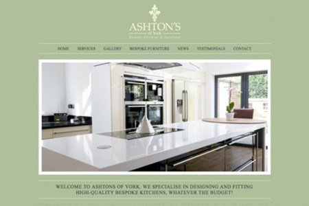 ashtons website