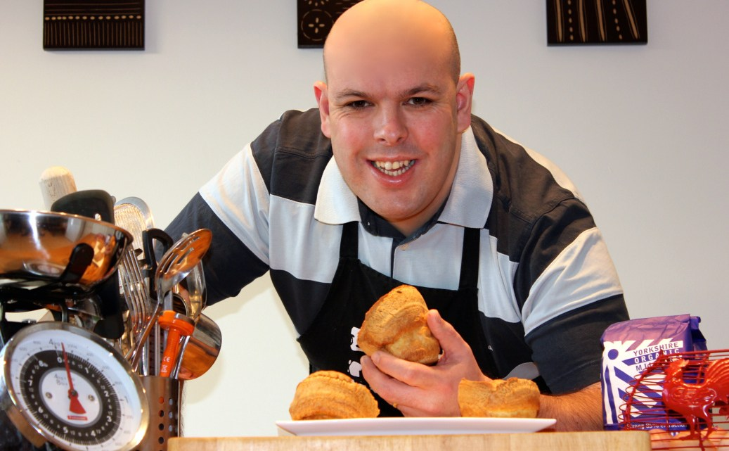 Yorkshire Pudding Champion