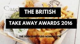 British Take Away Awards