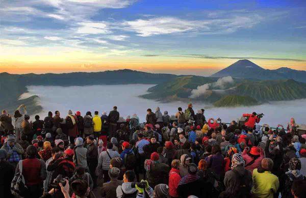 Wisata Jawa Timur Menarik Gunung Bromo