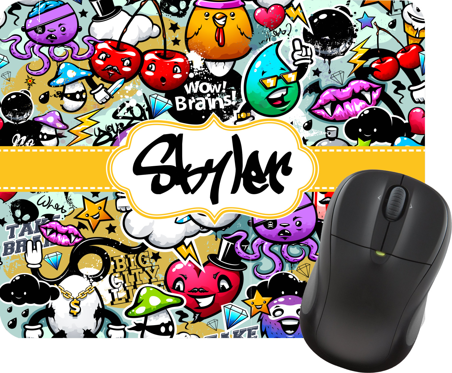 Comfortable Graffiti Mouse Pad Graffiti Mouse Pad Youcustomizeit Personalized Mouse Pads Costco Personalized Mouse Pads Philippines custom Personalized Mouse Pads