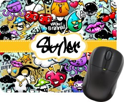 Small Of Personalized Mouse Pads