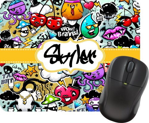 Medium Of Personalized Mouse Pads