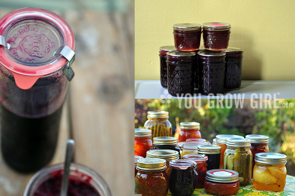 uses for canning jars