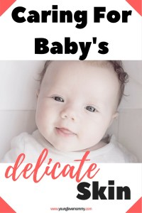 Caring For Baby's skin