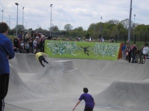 skatepark image