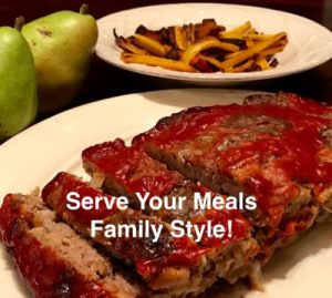 Your Family RD's Tuesday Tip- Family Style