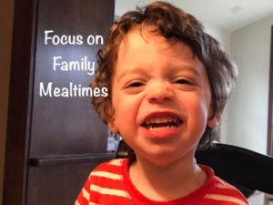 Your Family RD's Tuesday Tip- Family Mealtimes