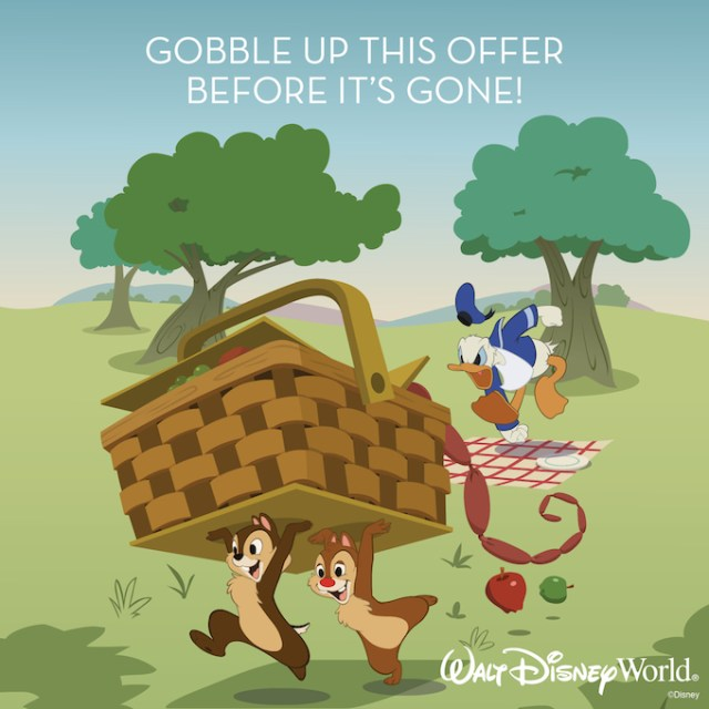 Walt Disney World Resort - Play, Stay, Dine, and Save up to $500