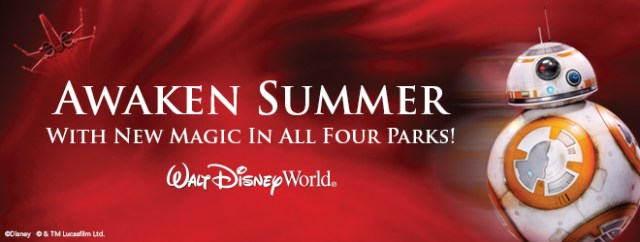 Save up to 30% at select Walt Disney World Resort Hotels