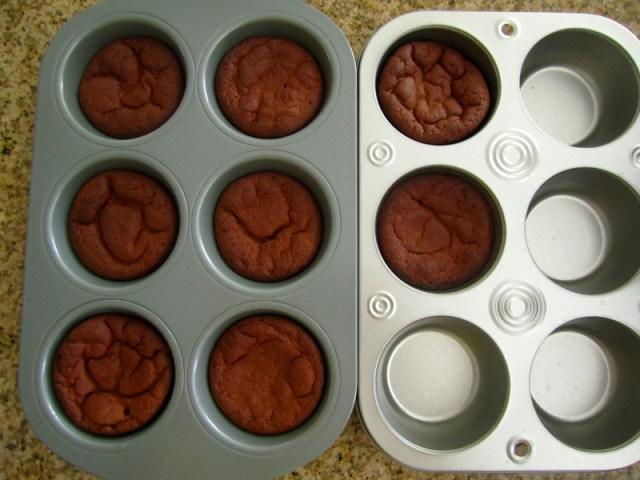 DebbyK Low Carb Chocolate Brownie Bites