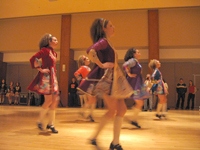 Photo of Irish Dancers