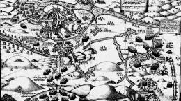 Battle Of Kinsale In 1601