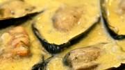 Mussels in Cream & Garlic
