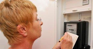 British Gas Meter Reading