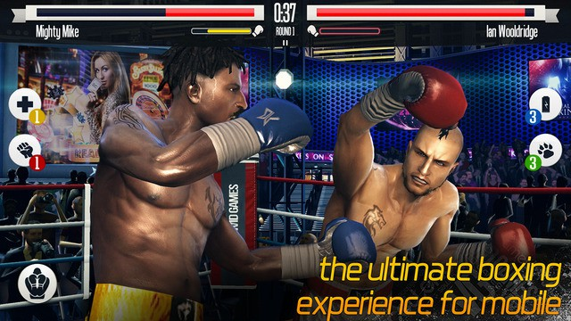 Trucchi Real Boxing iOS, iPhone, iPad