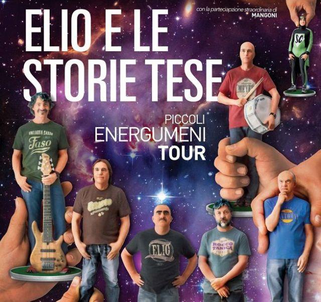 Elio e le storie tese Tour 2016