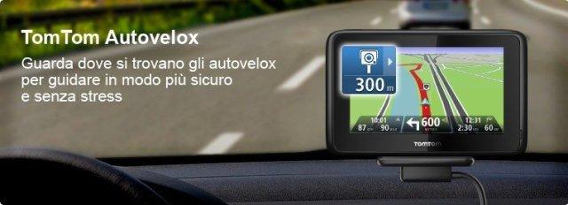 TomTom Autovelox Aggiornati