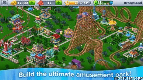 Trucchi RollerCoaster Tycoon 4 APK Android