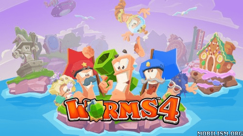 Trucchi Worms 4 APK Android