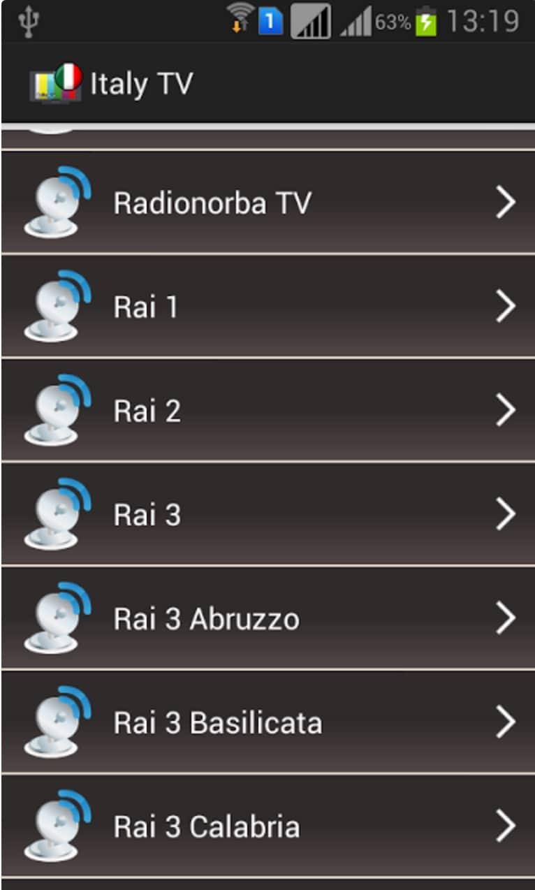 Download live tv per windows app per vedere la tv in for App per vedere telecamere su android