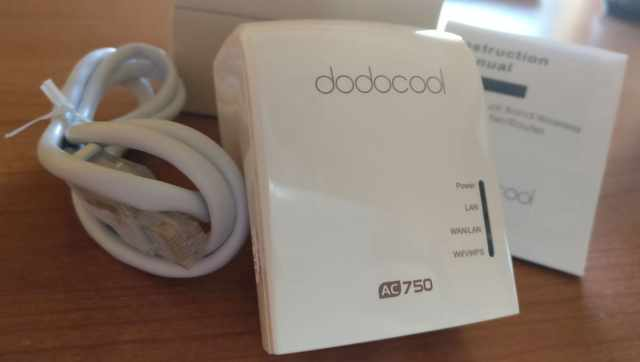Dodocool Access Point Wifi Router Range Extender (2)