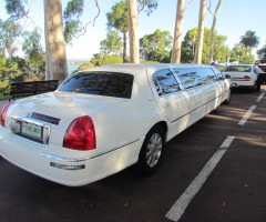 Wedding limo Perth