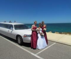 Iluka wedding Limo