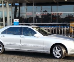 Mercedes Benz Sedan-Airport Transfer